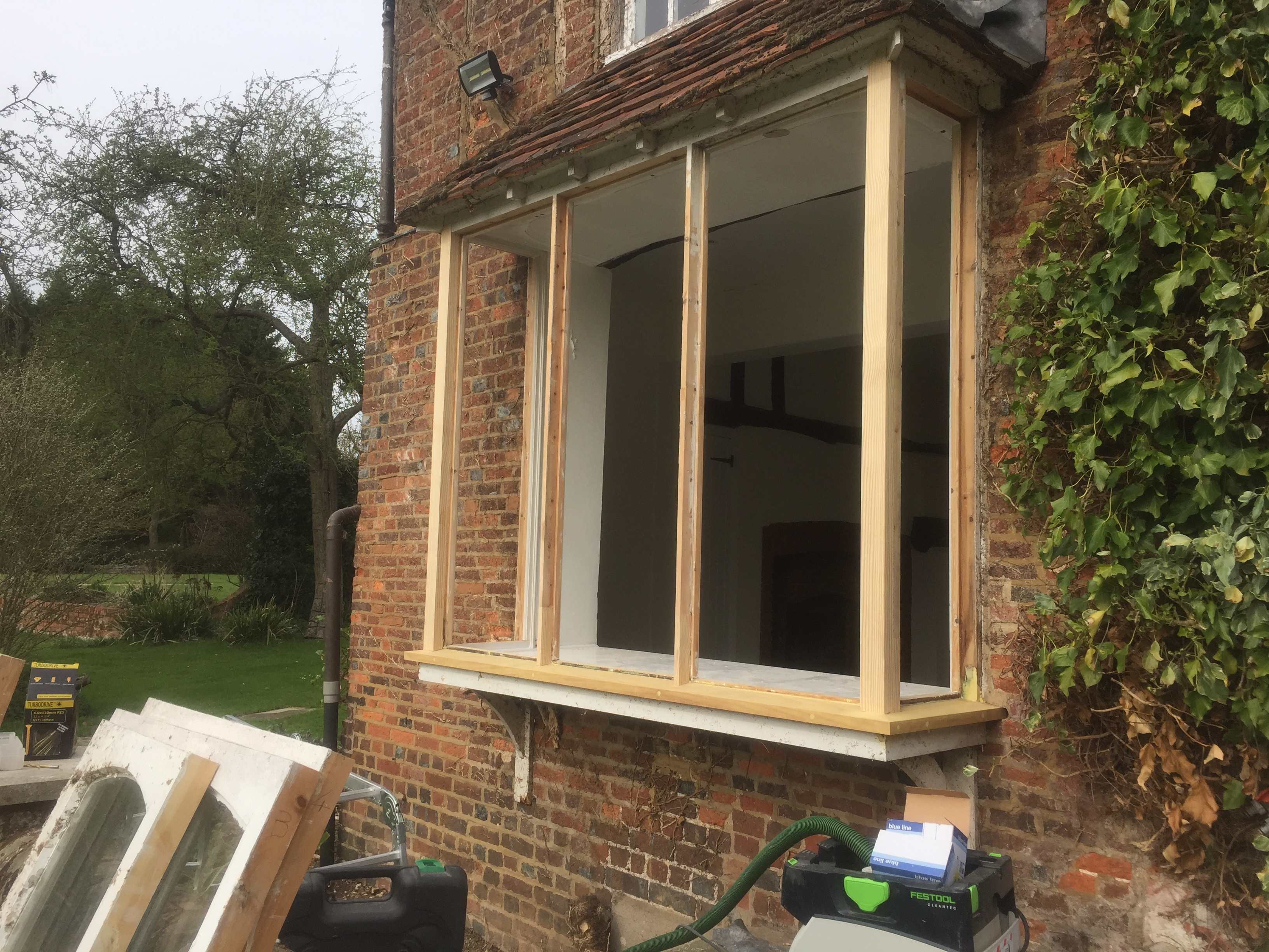 Repairs and Refurbishments